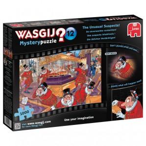 Puzzle Wasgij Mystery Nr.12 Die üblichen...,