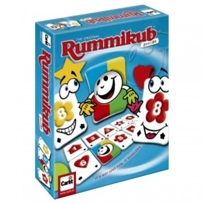 Rummikub Junior, d/f/i von 4-7 Jahren,