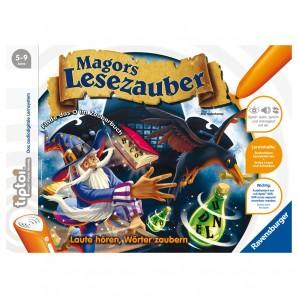 Tiptoi Magors Lesezauber, d 5-9 Jahre,