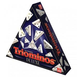 Triominos de Luxe Triangle ab 6 Jahren,