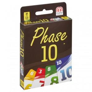 Phase 10 Basis Karten, d/f/i ab 7 Jahren,