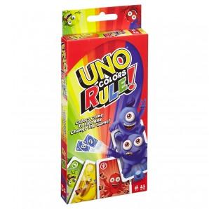 UNO Super-Joker, d/f/i mit 4 Kartenhaltern