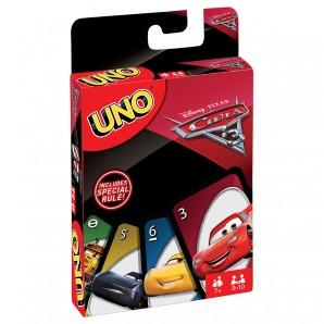UNO Cars 3, d/f/i ab 7 Jahren,