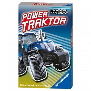 Quartett Power Traktor 7-99 Jahre,