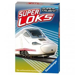 Quartett Super Loks 7-99 Jahre,