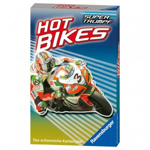 Quartett Hot Bikes 7-99 Jahre,