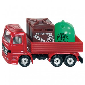 Recycling Transporter 1:64,