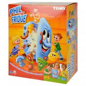 Kalli der Kühlschrank Geschicklichkeitsspiel