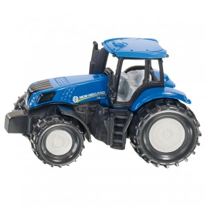 Traktor New Holland T8.390 Metall,