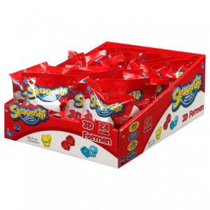 Knete Skwooshi Sammeltüten mit 28 g Knete und 3D Form