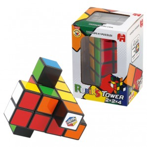Rubik's Tower, d/f ab 8 Jahren,