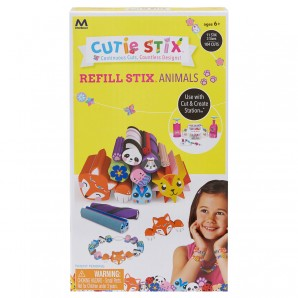 Cutie Stix Refill Tiere