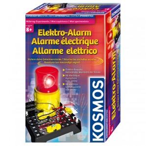 Elektro-Alarm, d/f/i ab 8 Jahren