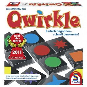 Qwirkle, d/f/i ab 6 Jahren,