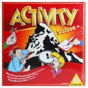 Activity Suisse, d/f/i ab 12 Jahren,
