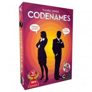 Codenames, d ab 10 Jahren,