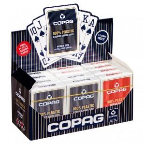 Copag Poker 4 Corner 52 Karten wasserfest