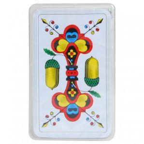 Jasskarten Luxus Goldecken Karten 57x88 mm