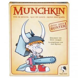 Munchkin, Kartenspiel, d ab 12 Jahren,