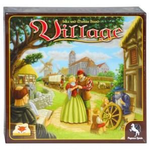 Village, d/e 2-4 Spieler,