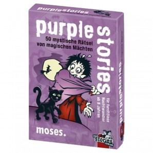 Purple Stories Junior ab 8 Jahren,