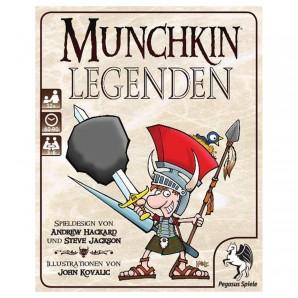 Munchkin Legenden Basisspiel,