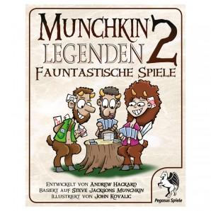 Munchkin Legenden 2, d ab 12 Jahren,