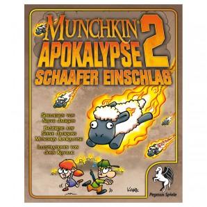 Munchkin Apokalypse 2, d ab 12 Jahren,