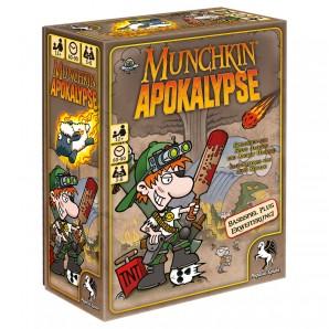 Munchkin Appokalypse 1+2 ab 12 Jahren,