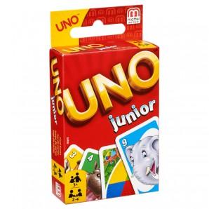 UNO Junior, d/f/i ab 3 Jahren,