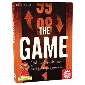 The Game, d/f/i Kartenspiel,