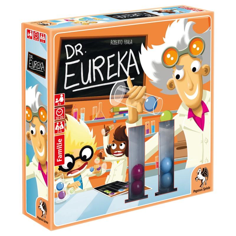 Dr Eureka D Familienspiel Ab 6 Jahren