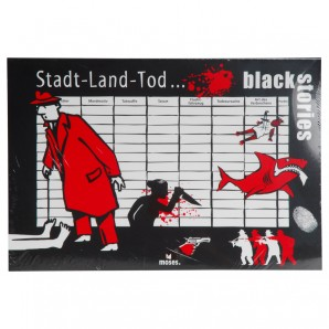Black Stories Stadt, Land, Tod,