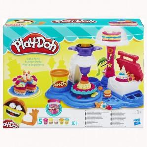 Play-Doh Kuchen Party