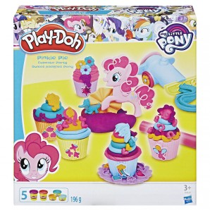 Play-Doh Pinkie Pies Cupcake Party,