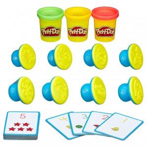 Play-Doh Zahlen & Zählen, f französische Version
