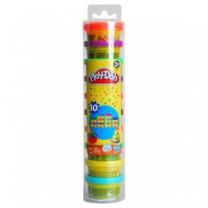 Play-Doh Party Turm 10 Farben,
