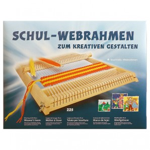 Webrahmen, Breite 25 cm Holz