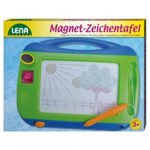 Zeichentafel Color, 32 cm Magnetic,
