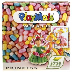 PlayMais World Prinzess 1000 Stk. mit Zubehör