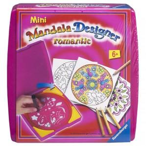 Mandala Mini, Romantic ab 6 Jahren,