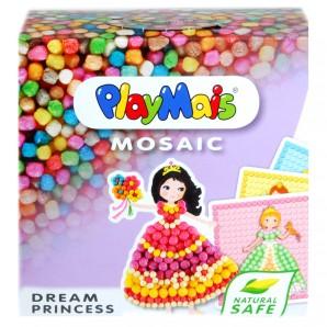 PlayMais Mosaic Prinzessin 2300 Stück,