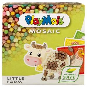 PlayMais Mosaic Bauernhof mehr als 2300 Stück