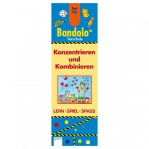 Bandolo Set 45 Konzentrieren u.Kombinieren