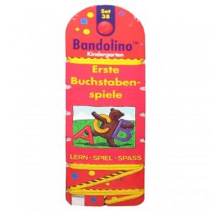 Bandolino, Set 38 Erste Buchstabenspiele