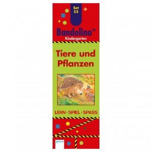 Bandolino Set 55 Tiere und Pflanzen