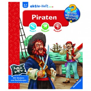 Piraten, Aktiv-Heft