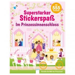 Stickerspass Prinzessinnenschlos,