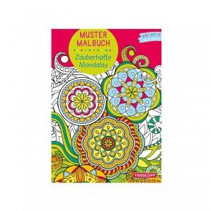 Mustermalbuch Zauberhafte Mandalas,