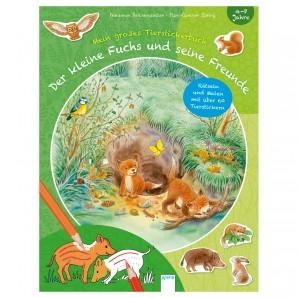 Der kleine Fuchs und seine Freunde,